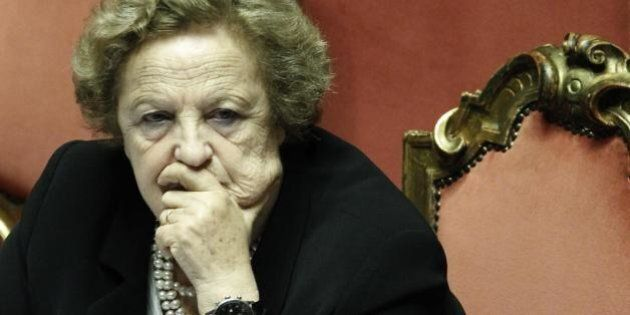 Anna Maria Cancellieri, Camera boccia la mozione di sfiducia