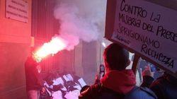 Giornata di proteste in tutta Italia. Sciopero della Fiom e cortei studenteschi (DIRETTA, FOTO,