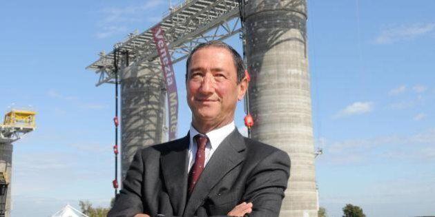 Mose, Piergiorgio Baita: