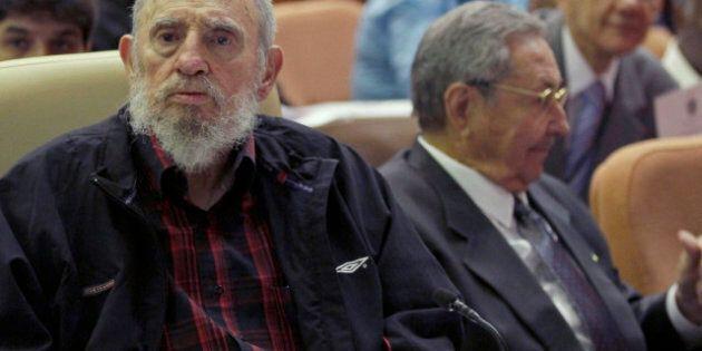 Cuba, il ritorno di Fidel Castro in Parlamento. Il fratello Raul rieletto presidente di