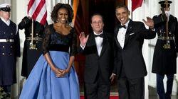 Michelle sfoggia un look da star e spazza via il gossip su Beyonce