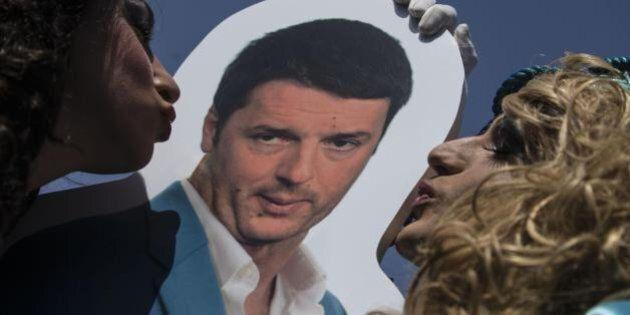 Coppie gay, ecco il testo sulle civil partnership che Matteo Renzi vuole approvare in