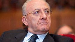 Il viceministro De Luca