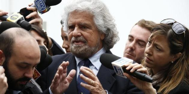 Beppe Grillo intervista a Sky Tg 24: