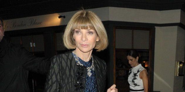 Moda, Anna Wintour: non voglio affossare Milano fashion