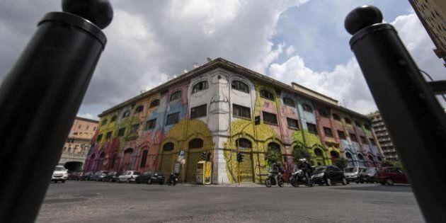 La street art su
