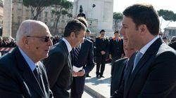 Dopo l'apertura di Grillo, Renzi va da
