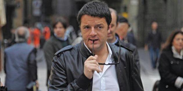 Alfonso Signorini endorsement per Matteo Renzi: