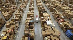 Amazon, pronti 1000 posti di lavoro