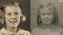 Sorelle gemelle si rincontrano dopo 78 anni