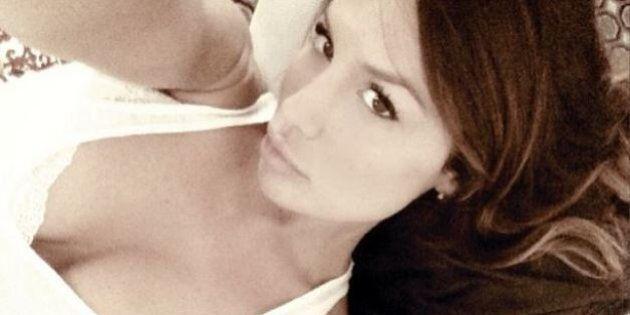 Nicole Minetti incinta: aspetta un figlio da Claudio D'Alessio. È la nuora di Gigi D'Alessio e Anna Tatangelo