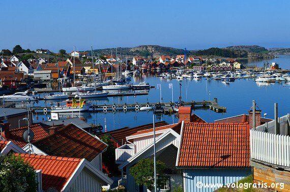 Fjällbacka, un vilaggio da sogno nella costa ovest della Svezia che fa da sfondo ai gialli di Camilla