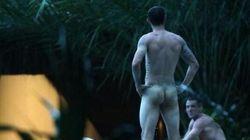 Beccati mentre fanno il bagno nudi nel ritiro della nazionale (VIDEO,