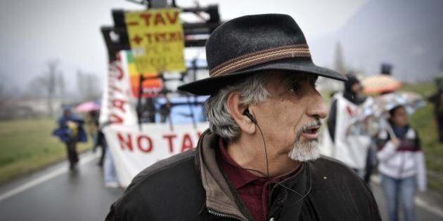Alberto Perino, il leader No Tav: