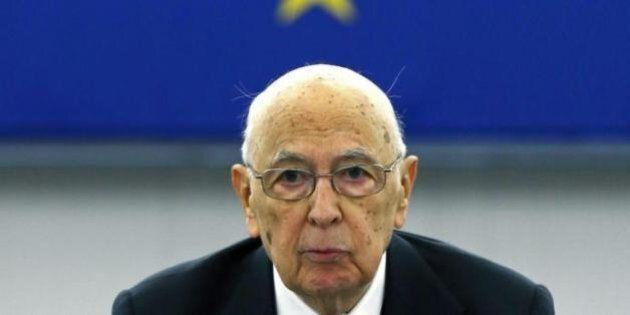 Enrico Letta resiste, Napolitano: