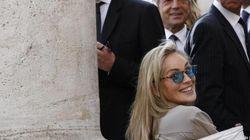 Primo ciak a Roma per Sharon Stone