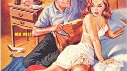Libri, le 15 copertine più...sexy