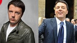 Matteo Renzi cambia stile