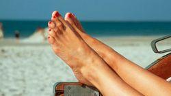 8 modi per prendersi cura dei piedi