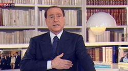 Flop su facebook e twitter per Berlusconi (FOTO,