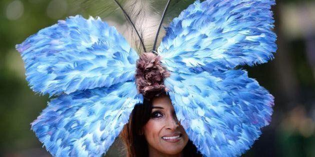 Royal Ascot 2014, sfilata di cappellini all'appuntamento ippico più prestigioso del mondo
