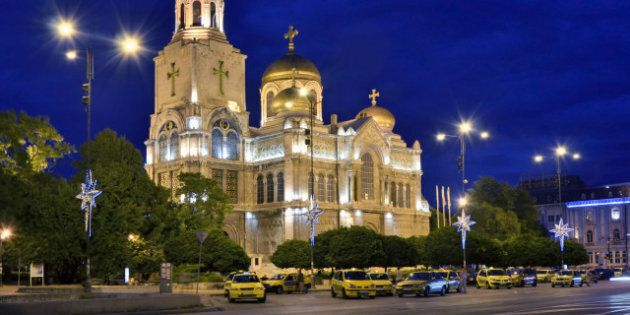 the assumption cathedral varna
