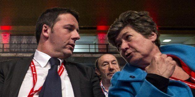 Congresso Cgil: Susanna Camusso sfida Matteo Renzi: