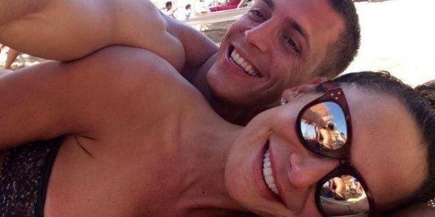 Nicole Minetti incinta, Claudio D'Alessio smentisce su Facebook: