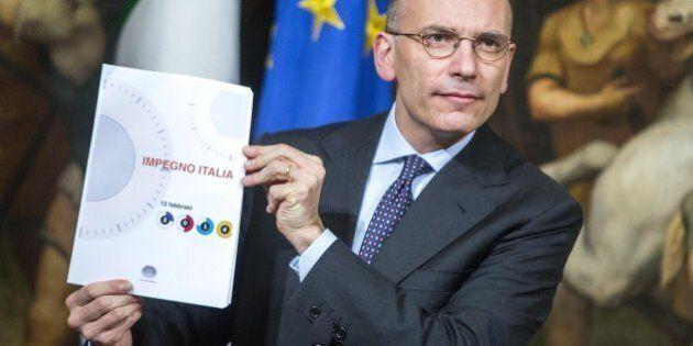 Governo, Enrico Letta pronto a parlare al Pd: