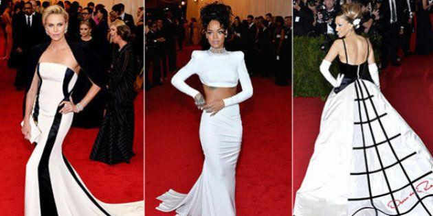 Rihanna, Beyoncè, Charlize Theron: parata di stelle al ballo del Metropolitan Museum di New York