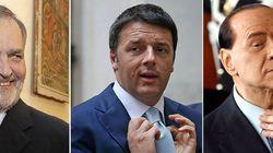 Berlusconi-Renzi-Calderoli: accordo a un passo sul nuovo