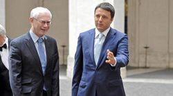 Renzi vede Van Rompuy, il suo manifesto per l'Ue prende