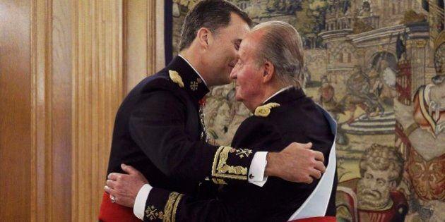 Felipe VI è il nuovo Re di Spagna: giuramento e insediamento del figlio di Juan Carlos (FOTO,