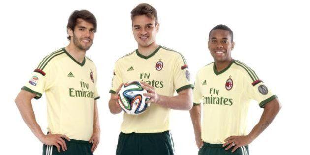 Milan: le nuove maglie, stile brasiliano e orgoglio cittadino nello scudetto