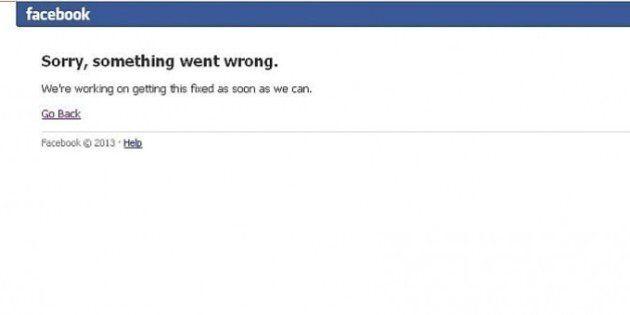 Facebook down, il social network tornato dopo quasi un'ora di crash. Il black out in almeno 15 paesi....