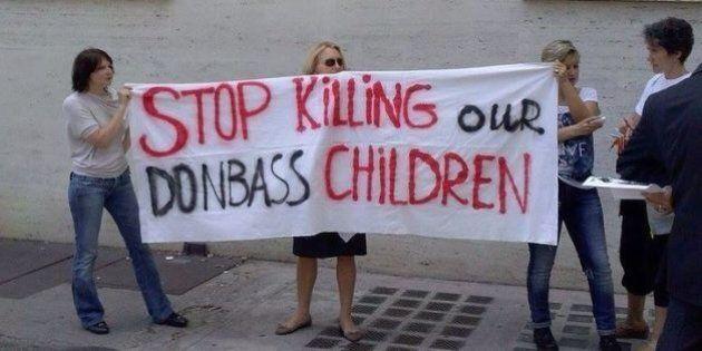 Ambasciata americana a Roma mette in guardia cittadini Usa su protesta di ucraini. Persone attese? Una