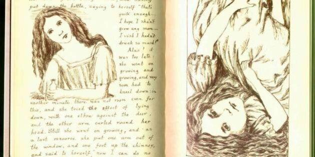Madame Bovary, Il Grande Gatsby, Jane Eyre: in un tumblr i manoscritti dei più grandi capolavori della...