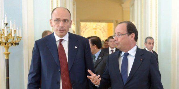 Vertice Italia Francia: