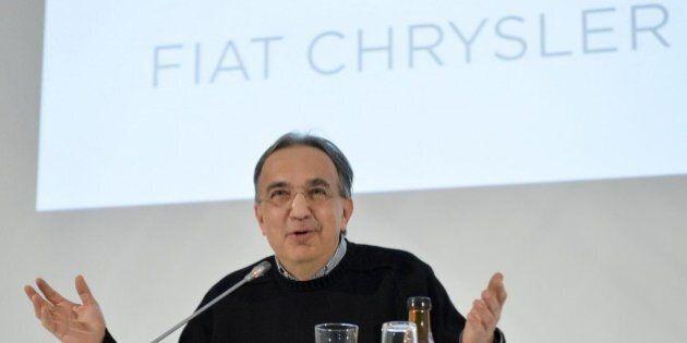 Sergio Marchionne illustra il piano quinquennale di Fiat Chrysler Automobiles: