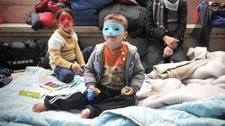 MIlano, centinaia di profughi siriani musulmani e cattolici a