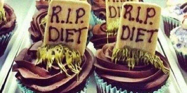 No Diet Day, su Instagram e Twitter le foto di cibi grassi.
