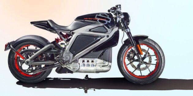 L' Harley Davidson diventa elettrica. La moto dello storico marchio punta alla sostenibilità