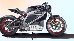 L' Harley Davidson diventa