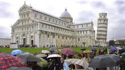 La Torre di Pisa scannerizzata