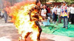 Ancora un'immolazione in Tibet