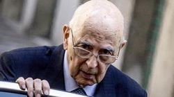 Giorgio Napolitano in soccorso del governo Letta: striglia i magistrati e torna a chiudere la riforma della