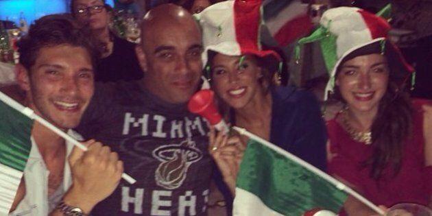 Italia - Costa Rica 0 - 1: il mondiale 2014 è social. La partita su Twitter e Instagram: Jovanotti, Belen...
