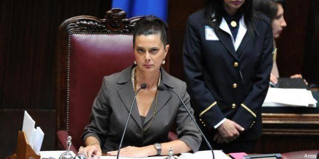 Laura Boldrini contro Angelo Garbin: