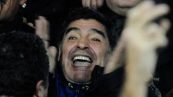 E Maradona ordinò: