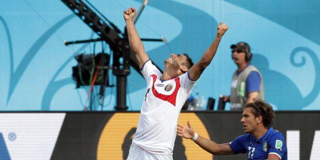 Italia Costa Rica, sette giocatori costaricani all'antidoping. Maradona: